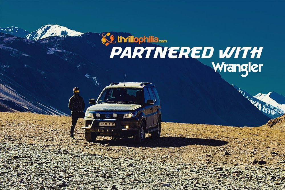 "Thrillophilia Announces Partnership With Wrangler To Promote ""True Wanderers 2019"""