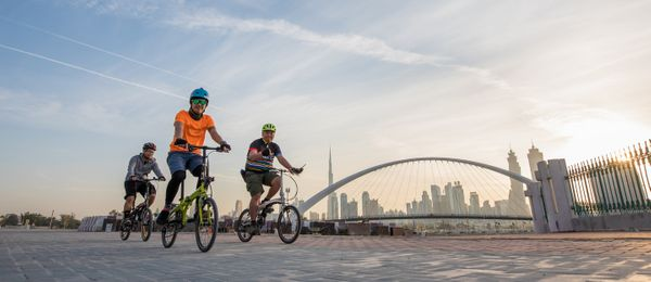 Dubai Will Soon Be A Cyclist-Friendly City
