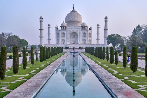 Taj Mahal and Agra Fort to Welcome Tourists from 21st September