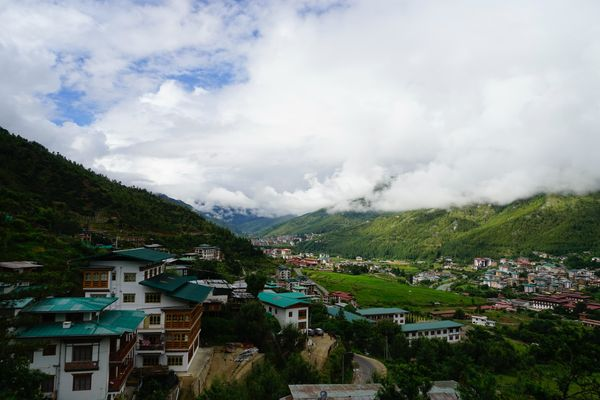 "Bhutan In Talks Of Developing ""Bubble Tourism"" With India"