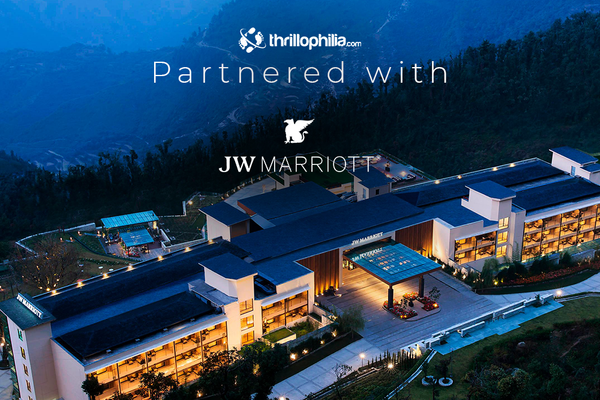 Thrillophilia Collaborates With JW Marriott Mussoorie To Highlight It As The Best Luxury Resort & Spa For Families & Couples